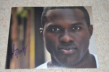 JOSHUA HENRY signed Autogramm In Person 20x25 cm ARMY WIVES Quincy