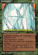 Eismauer (wall of Ice) Magic Limited Black Bordered German Beta FBB Foreign allemand