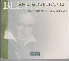 CD LUDWIG VAN BEETHOVEN SYMPHONY N°9 IN D MINOR ...NEUF SCELLE