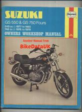 suzuki gs 750 1976 1987 online service repair manual