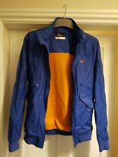 Fred Perry Ripstop Sports JacketXs mens