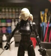 Unpainted Marvel Legends Scale Lady Snake Eyes Dawn Moreno Head cast