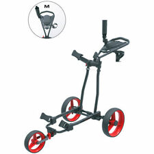 Unbranded 3 Wheel Push-Pull Golf Carts