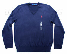 Ralph Lauren V Neck Woolen Jumpers for Men