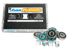 Andale Tiago Lemos Boom Box Cassette Skateboard Bearings