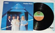 ABBA Voulez-Vous LP Vinyl Canada Atlantic OIS * RARE