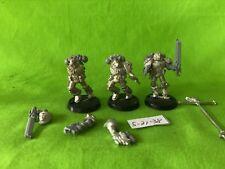 Warhammer 40k space marine Death Company  x 3