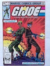 GI Joe #7, Fine/Very Fine 7.0, Marvel Comics