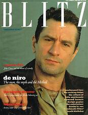 BLITZ #70 10/1988 ROBERT DE NIRO Emma Balfour DANNY LA RUE Billy Mackenzie @EXCL