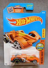 2016 Hot Wheels Car 28/250 Epic Fast - H/J Case