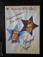 DVD EL ANGEL NEGRO - H.G. POTTER, JAMES STEWART - 1938 (5W)