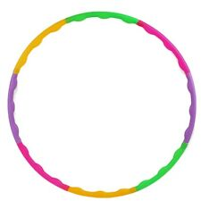 Exercise Hula Hoop For Kids Children Indoor Outdoor Removable Easy storage Cool
