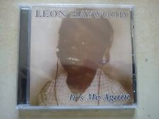 Leon Haywood It's Me Again 1983 CD New/neuf S/S Sealed