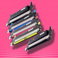 5 TONER for Samsung CLT-K409S C409S M409S Y409S CLX-3170 CLP-315 CLP-310