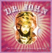 The  Atco/Atlantic Singles 1968-1974 by Dr. John (CD, Sep-2015, Omnivore)