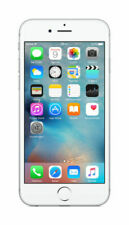 Apple iPhone 6s - 64GB - Silver (AT&T) A1633 (CDMA + GSM)