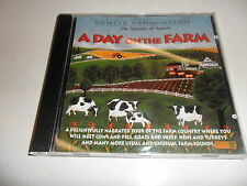 CD  a day on the Farm - gentle Persuasion -the sound of Nature