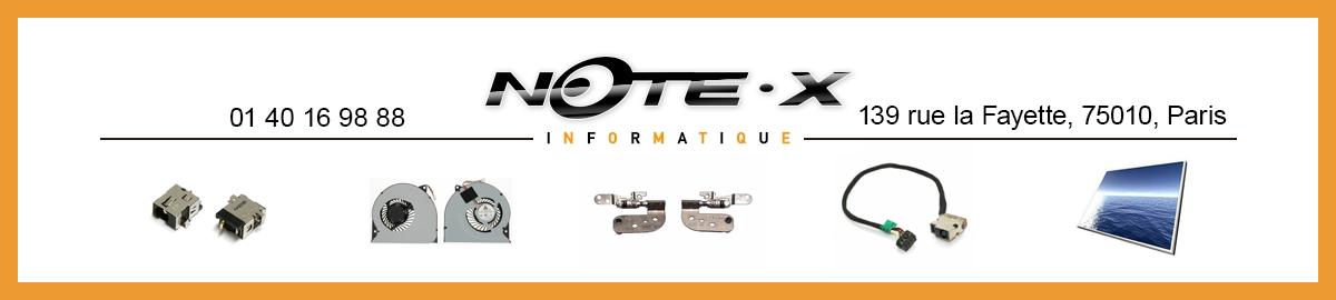 NOTE-X Alimentation PC Portable