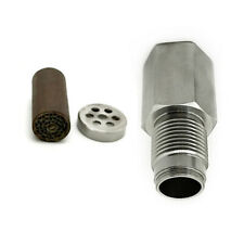 Car Check Engine Light Catalytic Oxygen O2Sensor Spacer Adapter M18 X 1.5 Thread