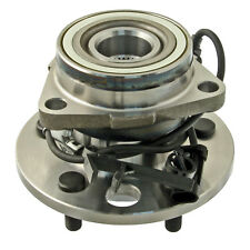 Wheel Bearing and Hub Assembly Front Precision Automotive 515019
