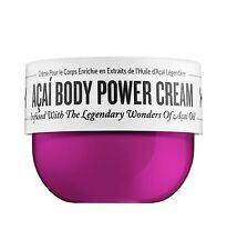 Sol de Janeiro Açaí / Acai Body Power Cream 8.1 oz.! Bum Bum cream's sister!