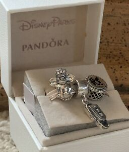 Pandora Disney Cruise Line Charm Set #1 NIB