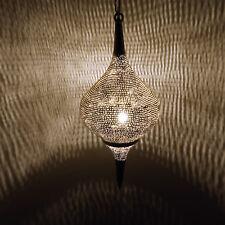 Orientalische Marokkanische Lampe Hängelaterne Leuchte Pendellampe Naila D21