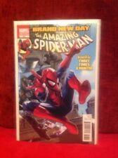AMAZING SPIDER-MAN # 647 Mc NIVEN 1 in 20  VARIANT EDITION MARVEL COMICS