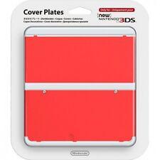 Cover New 3DS Rossa Originale per Nintendo New 3DS NUOVA SIGILLATA