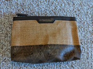 Air Tahiti Nui Poerava Business Class Amenity Kit by Claris New Thatched Style