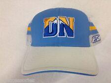 NBA Denver Nuggets Reebok Curve Brim Meshback Cap Hat Snapback NEW!