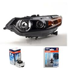 Xenon Headlight Left for Honda Accord Cu/ Cw 07/08-04/11 D1S/HB3 with Blinker