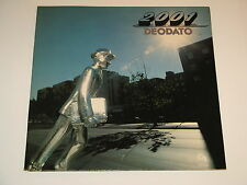 DEODATO 2001 Lp RECORD GATEFOLD 1977
