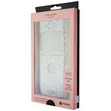Kate Spade Protective Hardshell Case for Motorola Razr - Clear/Disco Dots