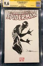 JAE LEE ORIGINAL Signed Sketch Art CGC 9.6 Spider-Man Homecoming Marvel not CBCS