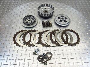 2012 11-13 Honda CBR250R CBR 250R Clutch Basket Inner Outer Plates Lot