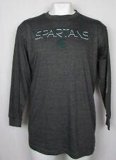 Michigan State Spartans Men Big & Tall Long Sleeve T-Shirt