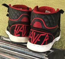 2008 Vans Slayer Owens High 10.5. (Metallica Maiden Suicidal)(sk8 Slip Old)