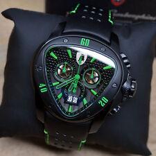 $2400 @@ TONINO LAMBORGHINI Men's Spyder Black Chronograph Watch @AUTHENTIC L@@K