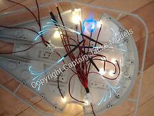 Star Wars Model Led & Fibre Optic Millennium Falcon Light Kit - Revell Version 2