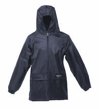 Regatta Stormbreak Jacket Childrens 11-12 W908540c11 Navy
