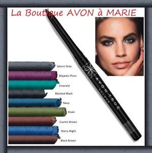 EYE LINER LIGNEUR Crayon contour yeux GLIMMERSTICK AVON : FINI MATE