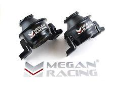 MEGAN REINFORCED ENGINE MOTOR MOUNTS FOR 03-11 MAZDA RX-8 RENESIS 13B MT ONLY