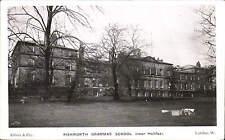 Rishworth near Halifax. Grammar School by Elliott & Fry.