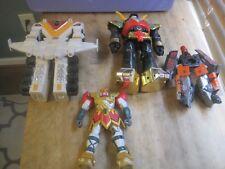 Power Rangers MMPR Toy Figure Lot - Bandai