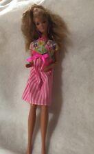 Midge Doll Pregnant Dress Mattel 1985 Barbie Friend Blond Hair Freckle Face Doll