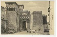 AK Perugia, Porta Urbica Etrusca o di Augusto, 1910