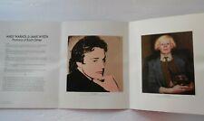 ANDY WARHOL & JAMIE WYETH - 1976 Brandywine River Museum Exhibition