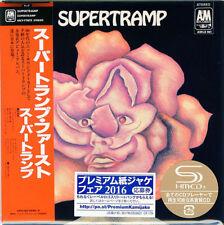 SUPERTRAMP-S/T-JAPAN MINI LP SHM-CD Ltd/Ed G00