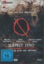 SUSPECT ZERO -COMPUTER BILD EDITION 3/2011- DVD -  KOMPLETTER SPIELFIL